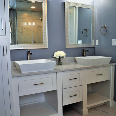 1745 Steiner Lane bathroom double sinks and vanity
