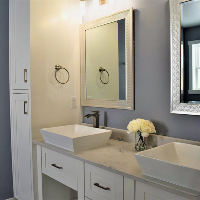 1745 Steiner Lane bathroom sinks and vanity