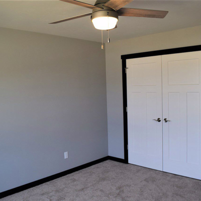 1745 Steiner Lane bedroom closet doors