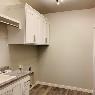 1768 Steiner Lane laundry room