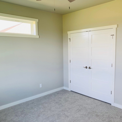 1768 Steiner Lane bedroom closet doors