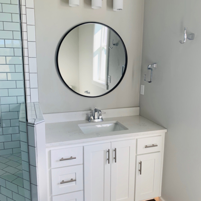 1768 Steiner Lane bathroom sink and vanity
